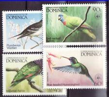 Dominica 1984 - MNH - Vogels / Birds  (WWF/WNF)