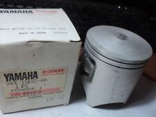 1983-84 YAMAHA YZ250 YZ 250 3RD OS 0.75 PISTON NOS OEM P/N 39X-11637-00