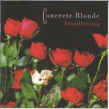 CONCRETE BLONDE / BLOODLETTING  * NEW & SEALED CD * NEU *