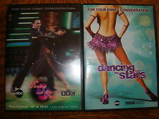 DANCING WITH THE STARS EMMY DVD 3episode Mario Lopez Emmitt Smith Drew Lachey ++