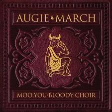 AUGIE MARCH Moo, You Bloody Choir CD BRAND NEW