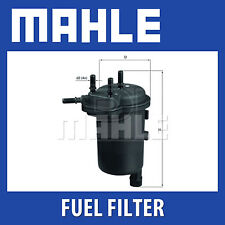 Mahle Fuel Filter Assembly KL430 - Fits Renault 1.5Dci - Genuine Part