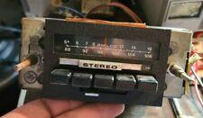 OEM 1973--1982 Ford Truck Bronco Radio AM FM LTD Mustang Fairmont