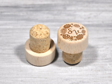 Personalized Wine Stoppers Engraved Wine Cork Favors Personalized Bottle Stopper