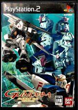 Mobile Suit Gundam: Climax U.C. - PS2 Bandai Action Game Japan F/S