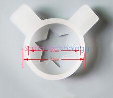 set 9 IN 1 Ice Cream Maker Parts Nozzle Kit universal for 29mm inner diameter