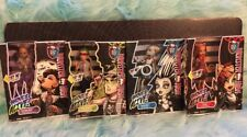 Monster High Ghoul's Alive Set LOT OF 4 CLAWDEEN Frankie Spectra Deuce Motion