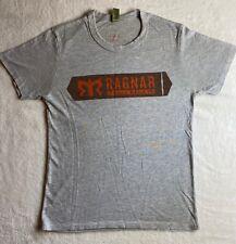 NEW 2017 Ragnar Relay Napa Valley Grey Inner Wild Reebok Running T-Shirt Size XL