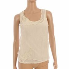 Cotton Scoop Neck Party Regular Size Tops & Shirts for Women