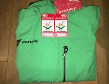 Exxtasy Terre Outdoor Jacket Full Stretch Meadow Green Size 38 ** BNWT **