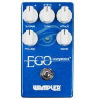 New Wampler Ego Compressor Guitar Effects Pedal