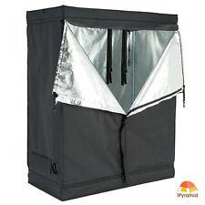 "48""x24""x60"" 600D Indoor Grow Tent Room Reflective Mylar Hydroponic Non Toxic Hut"