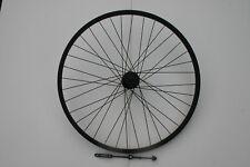 26 in (ca. 66.04 cm) Nero in Lega Mountain Bike QR Posteriore Disco Freno a disco per Vite Su Ruota Libera