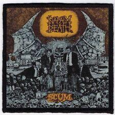 NAPALM DEATH PATCH / SPEED-THRASH-BLACK-DEATH METAL