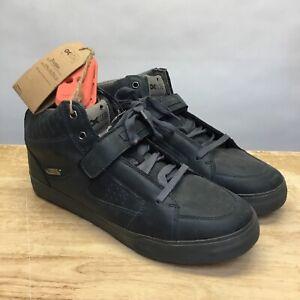DZR Mamba Black Mens Casual Cycling Shoe EU 46 US 12 Brand New