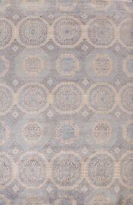 Vegetable Dye Gabbeh Kashkoli Oriental Area Rug Hand-knotted Wool 9'x12' Carpet