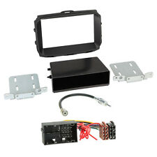 Alfa Giulietta with Compartment from 13 1-din Car Radio Installation Kit