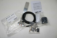 """Huber + Suhner 5' Lead Coax Cable Universal Ground Kit w/ Unatt 1/4"""" 85077776"""
