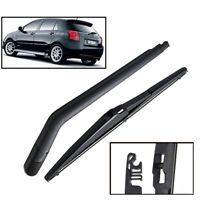 Tailgate Rear Windshield Wiper Arm Blade Set For Toyota Corolla Hatchback 02-07