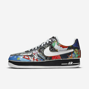 Nike AF1/1 [DM5441-001] Men Casual Shoes Nike and the Mighty Swooshers Black