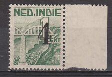 Nederlands Indie Indonesie nr 324 randvel MNH Netherlands Indies 1947 VERY FINE