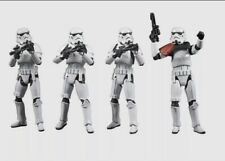 Stormtrooper Army Builder Set Of 4–Star Wars The Vintage Collection *SHIPPED!*