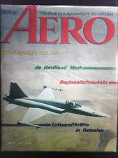 AERO  Heft 91   Das illustrierte Sammelwerk der Luftfahrt   in Schutzhülle