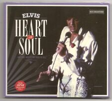 "ELVIS PRESLEY CD ""HEART AND SOUL FROM JAPAN WITH LOVE VOL 1"" 2016 E.P. COLLECTOR"