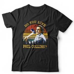 Do You Like Phil Collins Tshirt Unisex & Kids - Funny, American Psycho