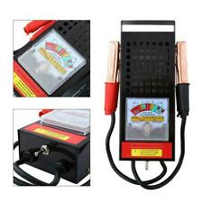 6V &12V 100Amp Car Van Auto Battery Load Drop And Charging System Tester Tool