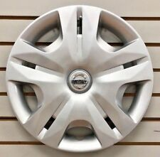"2010-2012 Nissan VERSA Factory Original 15"" Hubcap Wheelcover 40315 ZN90A"