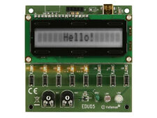 VELLEMAN EDU05 USB DIY TUTOR MODULE ASSEMBLED