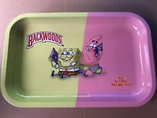 Limited Edition Cartoon Metal Tobacco Rolling Tray 10x7