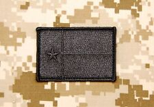 Blackout Texas State Flag Lone Star State Patch Navy SEAL Lone Survivor TEAM 5