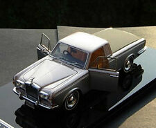 1/43 Rolls-Royce Silver Shadow Pick-UP 1965 (Champagne Gold & Silver)