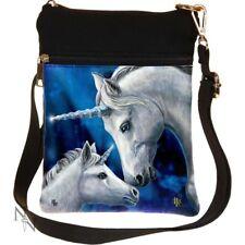 Nemesis Now Sacred Love Unicorn And Baby Bag Handbag New Lisa Parker Fantasy