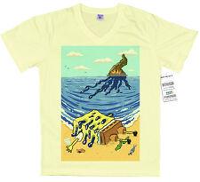 spongeoil t shirt artwork, petroleum, öl carrier, spongebob