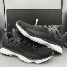 official photos 3948c 09f38 2014 Air Jordan Flight Runner Bred Black Red Cement Size 15 631606 002  Brand New
