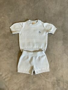 RIVER ISLAND BABY BOYS 0-3 MONTHS SPANISH STYLE OUTFIT, BUNDLE COMBINE POST
