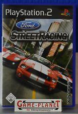 Ford Street Racing Playstation 2 NEU 1 bis 2 Spieler OVP Autorennen Einkaufgp