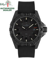 ArmourLite Tritium Watch Operator Series AL1502 Black Silicone Band Watch
