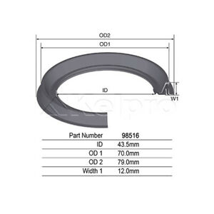98516Oil Seal for FORD TERRITORY SX SY SY II - TRANSFER CASE FRONT OUTPUT