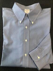 Brooks Brothers Madison Non-Iron Dress Shirt 18-34