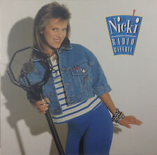 "12"" LP - Nicki - Radio Bavaria - k2203 - washed & cleaned"