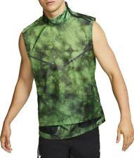 NEW Nike Tech Pack Men's Running Vest Tomatillo Green BV5679 355