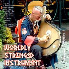 Stringed Worldly Instruments Huge Sound Production Library on 3Dvd over 10.5Gb!