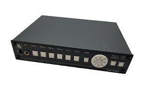 Kramer VP-440 6-Port HDMI HDBT Ethernet Presentation Switcher / Scaler