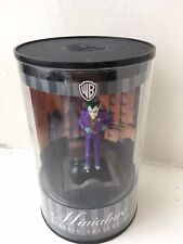 WARNER BROS MINIATURE CLASSIC COLLECTION ANIMATED THE JOKER STATUE FIGURE BATMAN