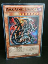 YUGIOH DARK ARMED DRAGON SUPER RARE NEAR MINT LIMITED ED CT07-EN016