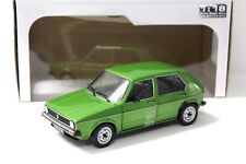 1:18 Solido Volkswagen Golf 1 CL green NEW bei PREMIUM-MODELCARS
